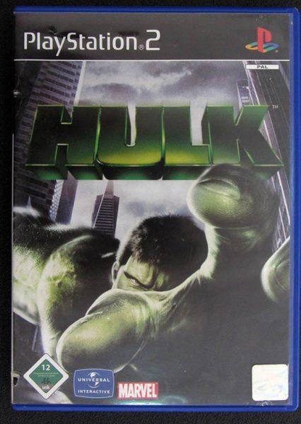 The Hulk PS2