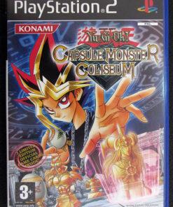 Yu-Gi-Oh!: Capsule Monster Coliseum PS2