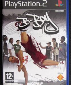 B-Boy PS2