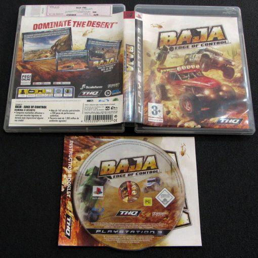 Baja PS3