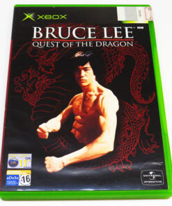 Bruce Lee: Quest of the Dragon XBOX