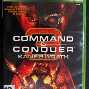 Command & Conquer 3: Kane's Wrath X360