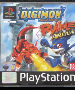 Digimon: Rumble Arena PS1