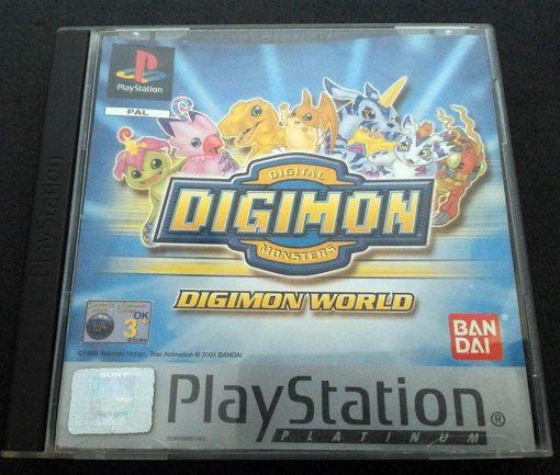 Digimon World PS1