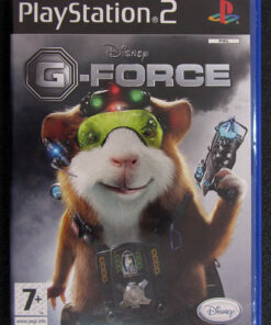 Disney G-Force PS2