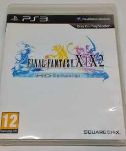 Final Fantasy X/X-2 HD Remaster PS3