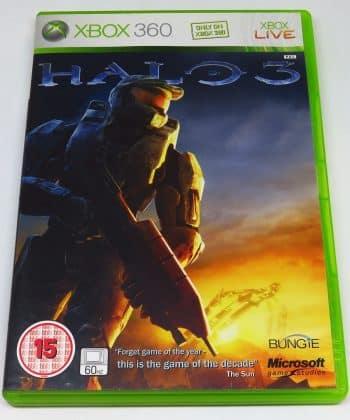 Halo 3 X360
