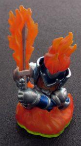 Figura Skylanders 1ª Série - Ignitor