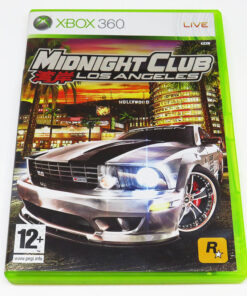 Midnight Club: Los Angeles X360