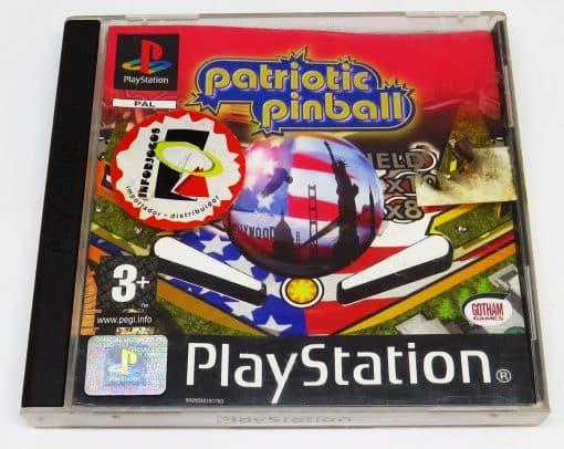 Patriotic Pinball PS1