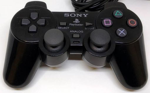 Consola Usada SonyPlaystation 2 Slim (SCPH-90004)