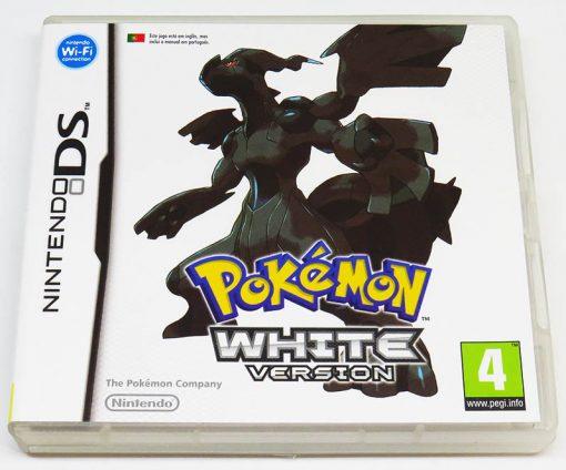 Pokémon: White Version NDS