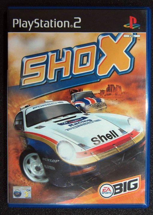 Shox PS2