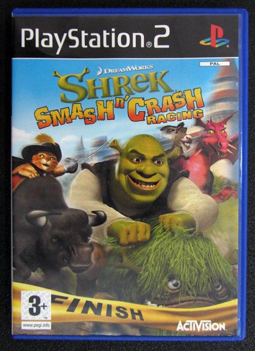 Shrek: Smash n' Crash Racing PS2