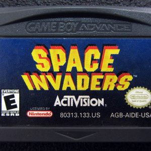 Space Invaders GAME BOY ADVANCE