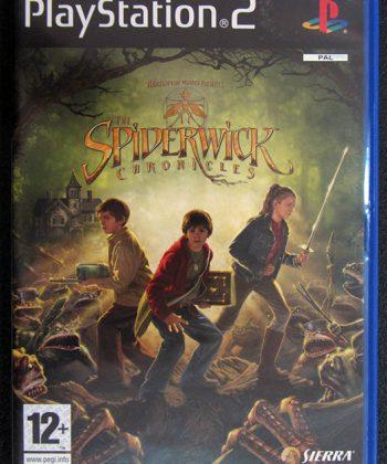 Spiderwick Chronicles PS2