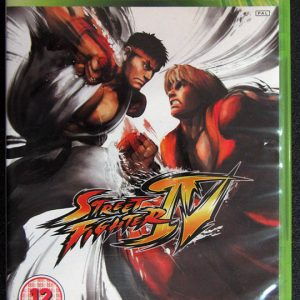Street Fighter IV X360