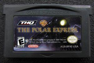 The Polar Express GAME BOY ADVANCE