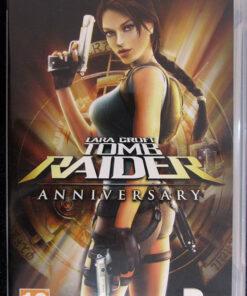 Tomb Raider: Anniversary PSP