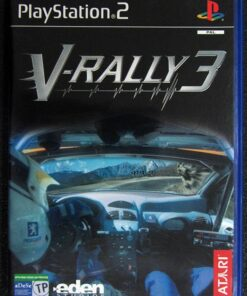 V-Rally 3 PS2