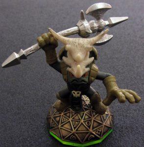 Figura Skylanders 1ª Série - Voodood