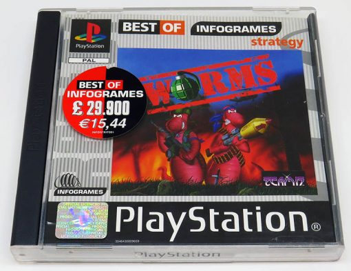 Worms PS1