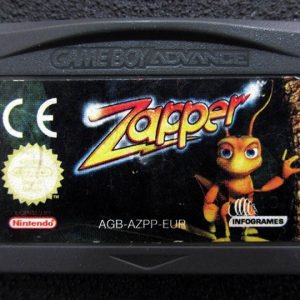 Zapper GAME BOY ADVANCE