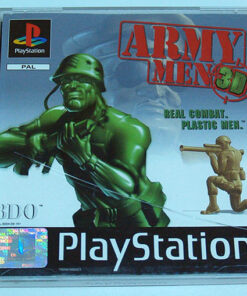 Army Men 3D PS1