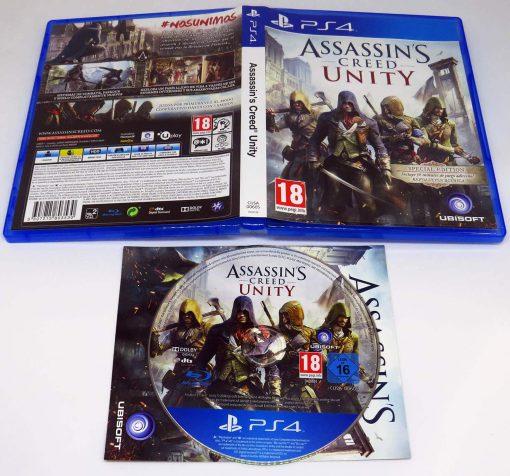 Assassin's Creed: Unity PS4