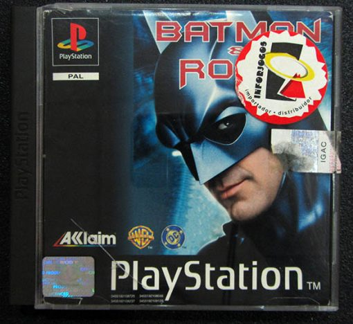 Batman & Robin PS1