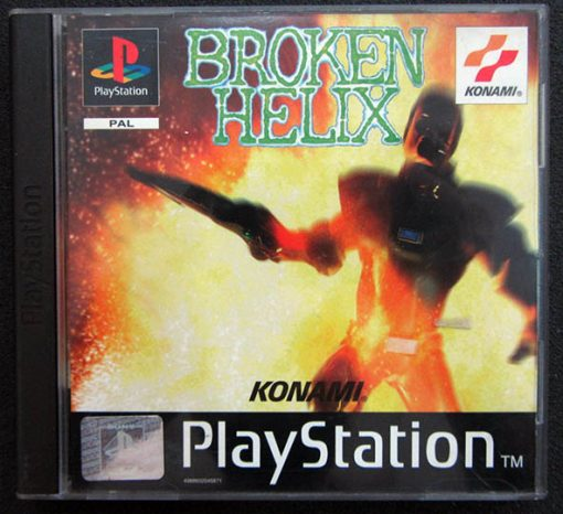 Broken Helix PS1