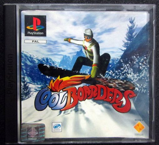 Cool Boarders PS1