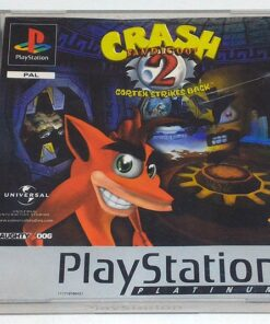 Crash Bandicoot 2: Cortex Strikes Back PS1