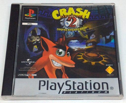 Crash Bandicoot 2: Cortex Strikes Back PS1