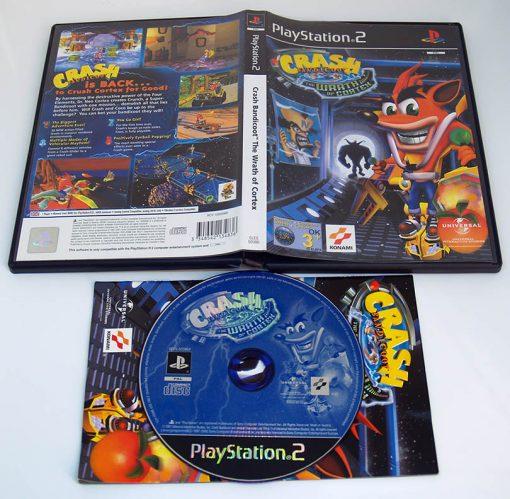 Crash Bandicoot: The Wrath of Cortex PS2