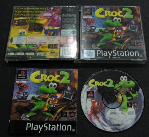 Croc 2 PS1