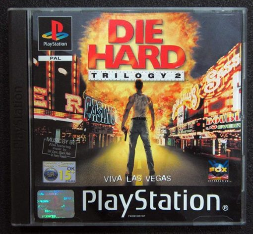 Die Hard Trilogy 2: Viva Las Vegas PS1