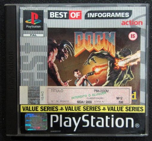 Doom PS1