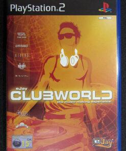 eJay Clubworld PS2