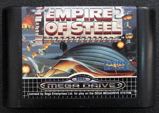 Empire of Steel MEGA DRIVE