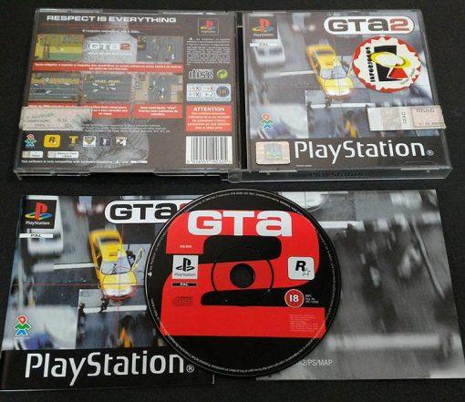 Grand Theft Auto 2 PS1