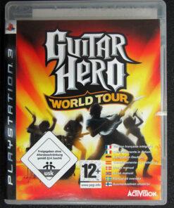 Guitar Hero: World Tour PS3