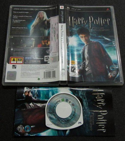 Harry Potter e o Príncipe Misterioso PSP