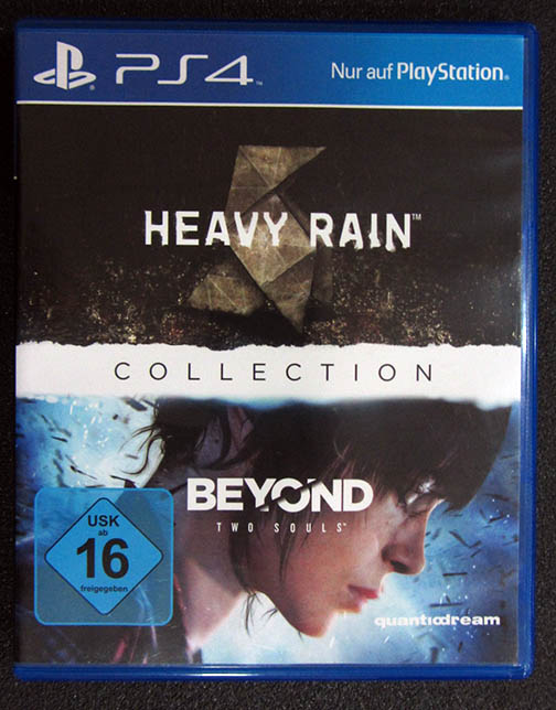 Heavy Rain + Beyond: Two Souls Collection G PS4