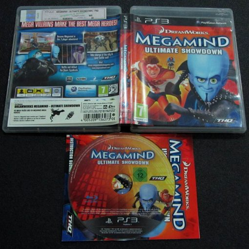 Megamind: Ultimate Showdown PS3