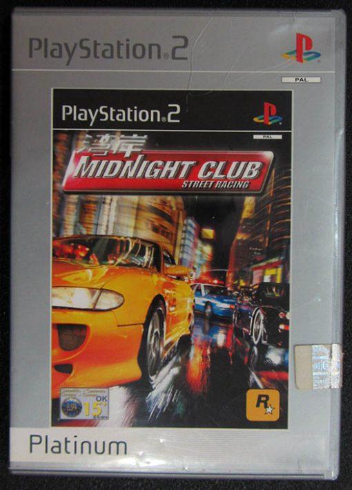 Midnight Club PS2