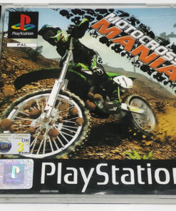 Motocross Mania PS1