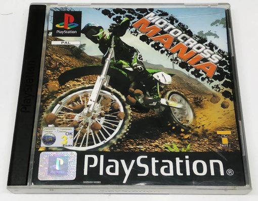 Motocross Mania PS1