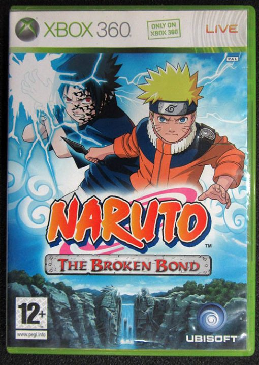 Naruto: The Broken Bond X360