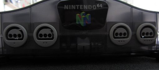 Consola Usada Nintendo 64 - Smoke Black